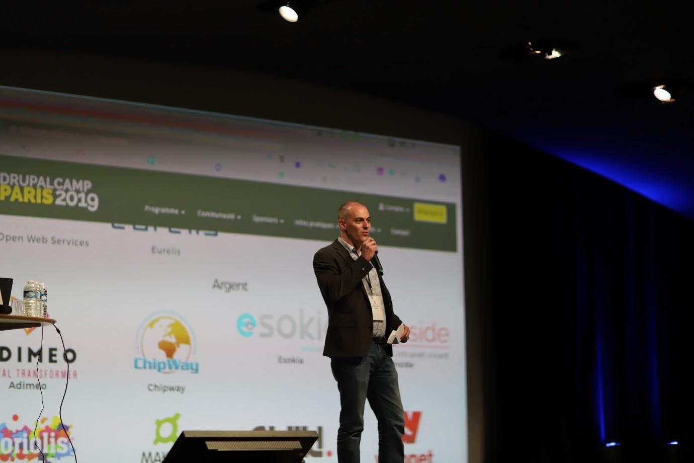 DrupalCamp Paris - Conférence Business