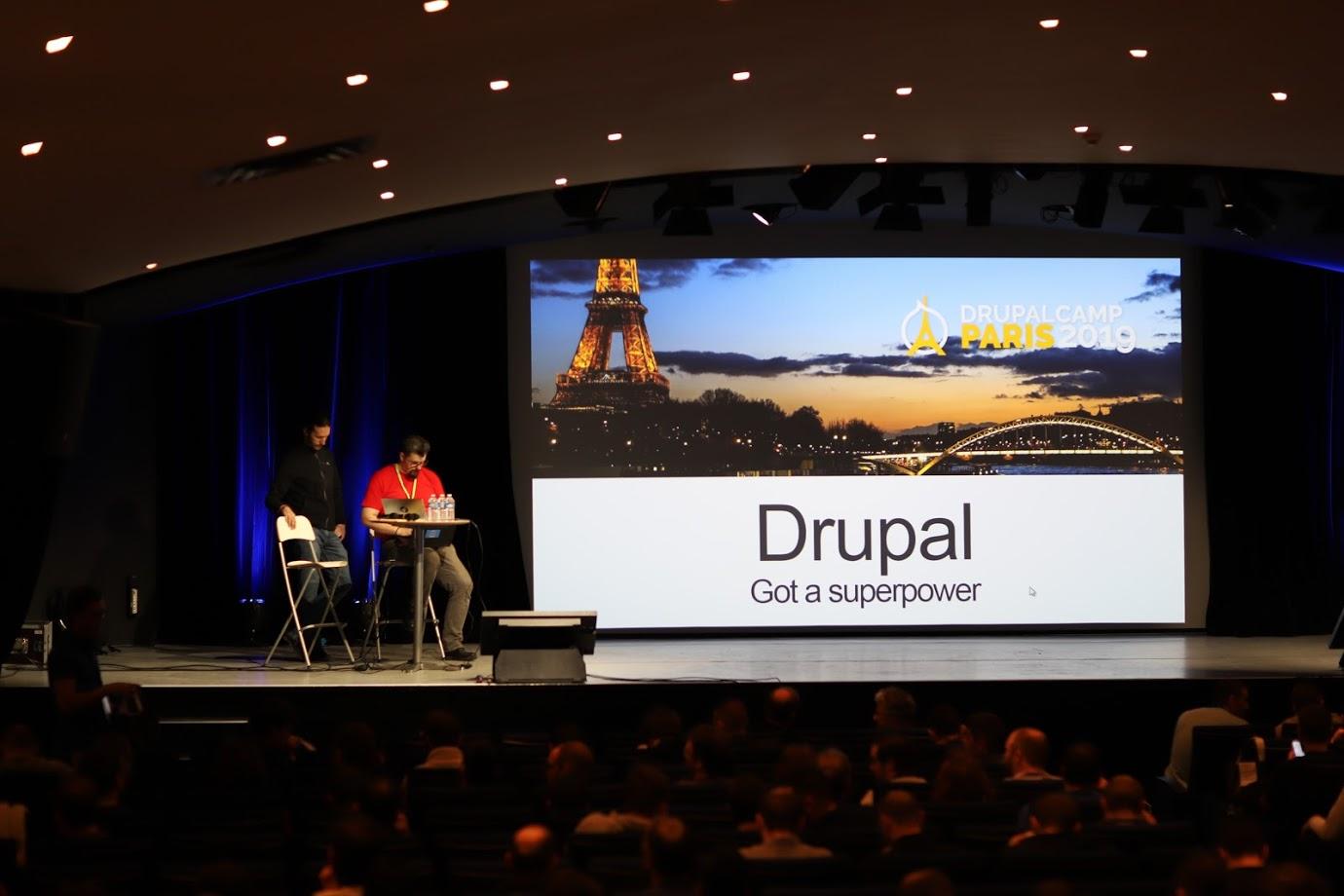 DrupalCamp Paris 2019 - Keynote