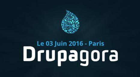 Conférence - Usines à Site - Drupagora 2016